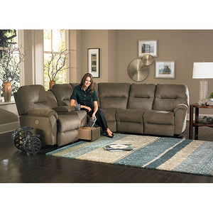 Bodie Reclining Sectional