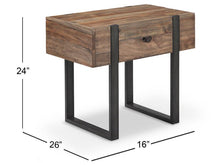 Load image into Gallery viewer, Prescott End Table
