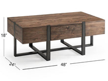 Load image into Gallery viewer, Prescott Rectangular Cocktail Table