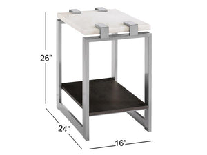 Paradox T4852-31: Rectangular Accent Table
