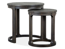 Load image into Gallery viewer, Boswell T5263-12: Round Nesting End Table