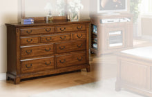Load image into Gallery viewer, Zahara 9 Drawer Dresser