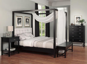 BROOKLYN Canopy Bed