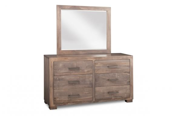 STEEL CITY 6 Drawer Dresser