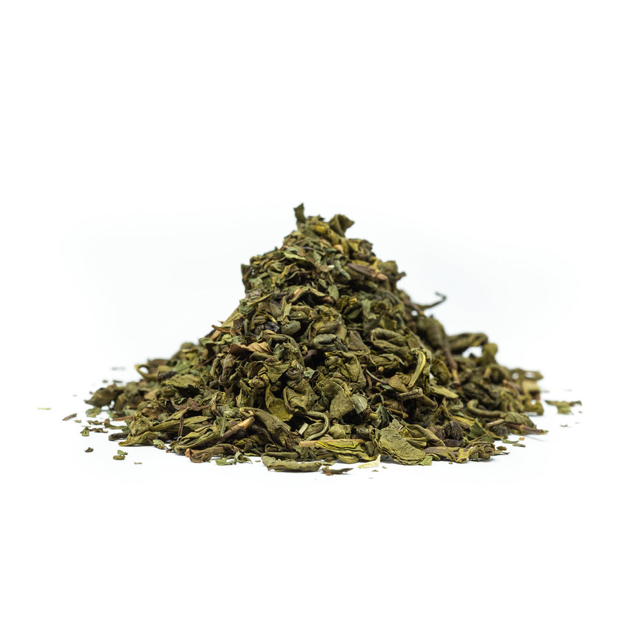 Organic Green Tea with Peppermint