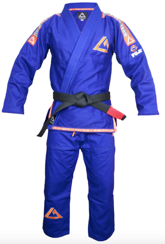 RILION GRACIE ELITE Premium Gi Blue