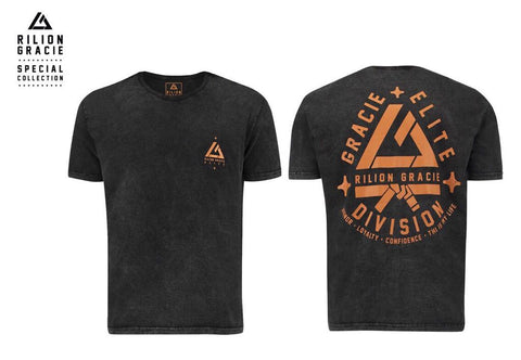 GRACIE ELITE TEAM tee