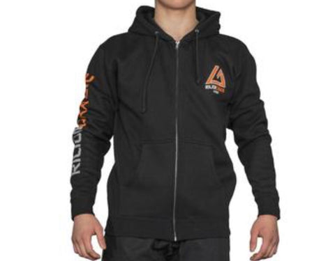 Rilion Gracie Black Hoodie- Adult and Youth