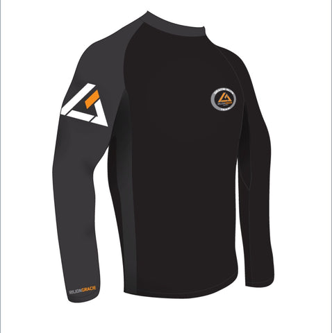 Ranked Rashguards- Black