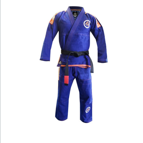 Competition Gi Blue