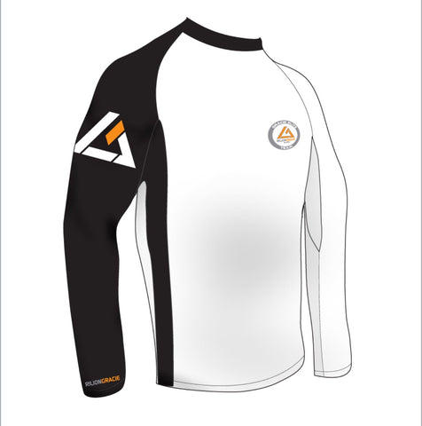 Ranked Rashguards - White