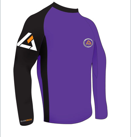 Ranked Rashguards - Purple