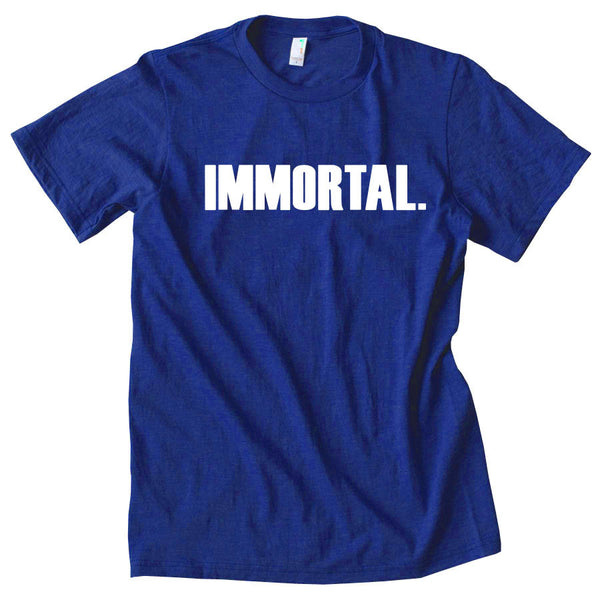 Gamma Labs Immortal Short Sleeve - Wht on Ryl