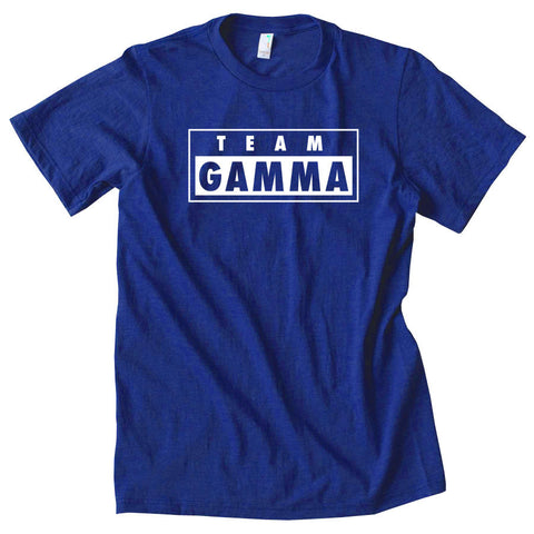 Gamma Labs Team Gamma Short Sleeve - Wht on Ryl