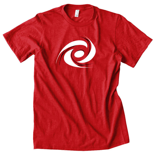 Gamma Labs Vortex Short Sleeve - BlkWht on Red