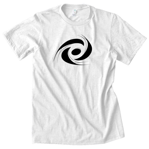 Gamma Labs Vortex Short Sleeve - GryBlk on Wht
