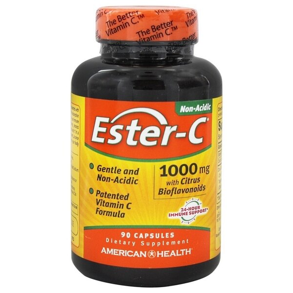 American Health Ester-C 1,000 mg 90 Caps