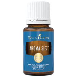 Young Living Aroma Siez .5 oz
