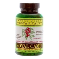 Whole World Botanicals 100 grams Camu Powder