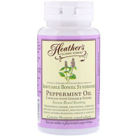 Heather's Peppermint Oil 90 Softgels