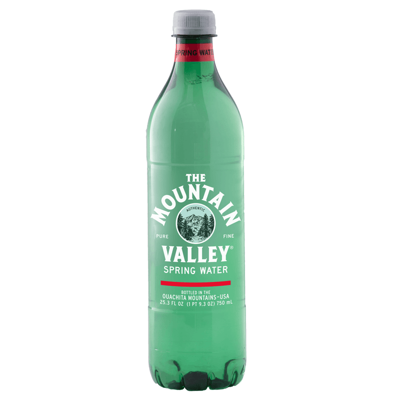 The Mountain Valley Spring Water 25.3 oz
