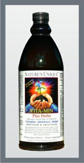 Nature's Unique Vita- Min Plus Herbs