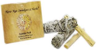 New Age Smudges & Herbs
