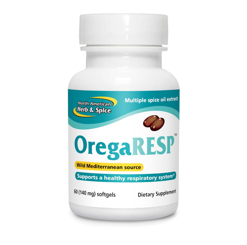 Oregaresp 60 Softgels