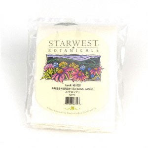 Starwest Press-N-Brew Tea Bags