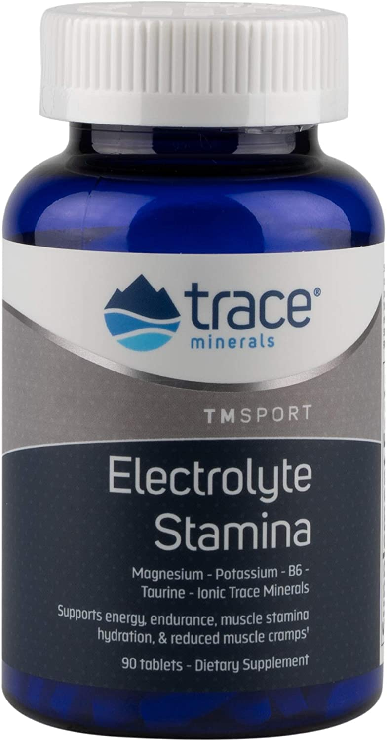 Trace Minerals Electrolyte Stamina 90 Tabs