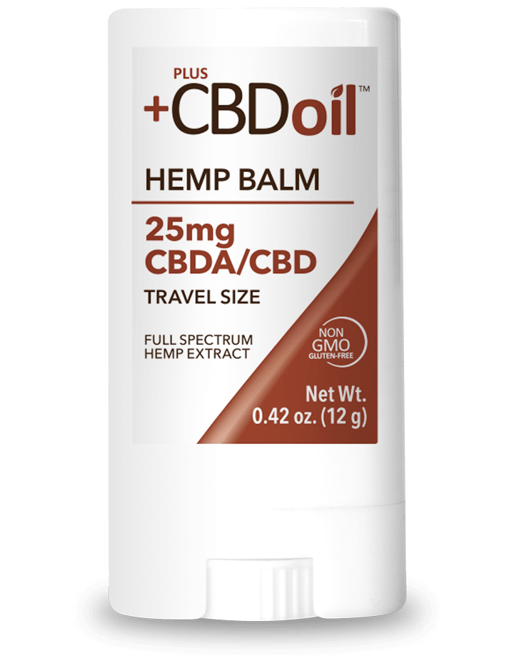 CV Sciences Hemp Balm 25mg .42