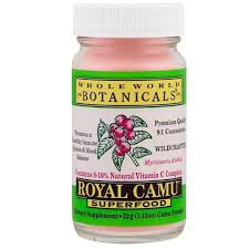 Whole World Botanicals Royal Camu 32 grams