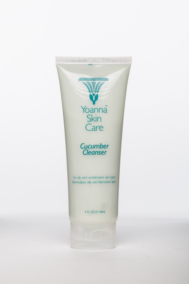 Yoanna Skin Care Cucumber Cleanser