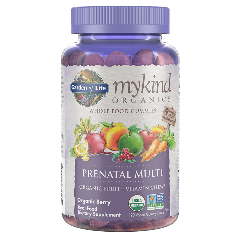 Garden Of Life Prenatal Multi 120 Vegan Gummy Drops