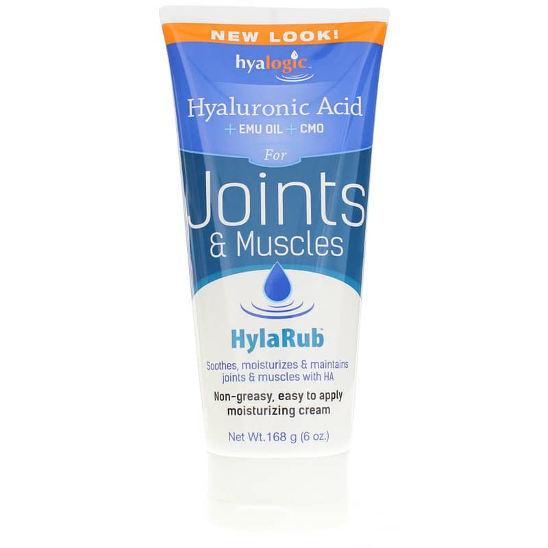 Hyalogic Joints & Muscles