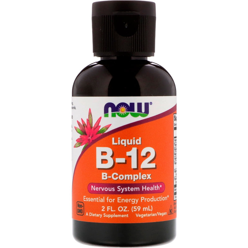 Now Liquid B-12 2 fl oz