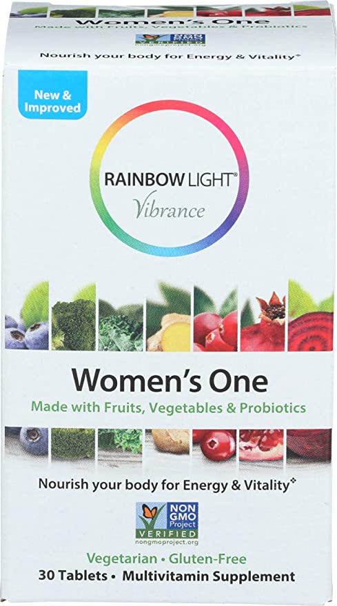 Rainbow Light Women's One 30 Tablets