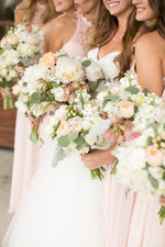Wedding Bridesmaids' Bouquets