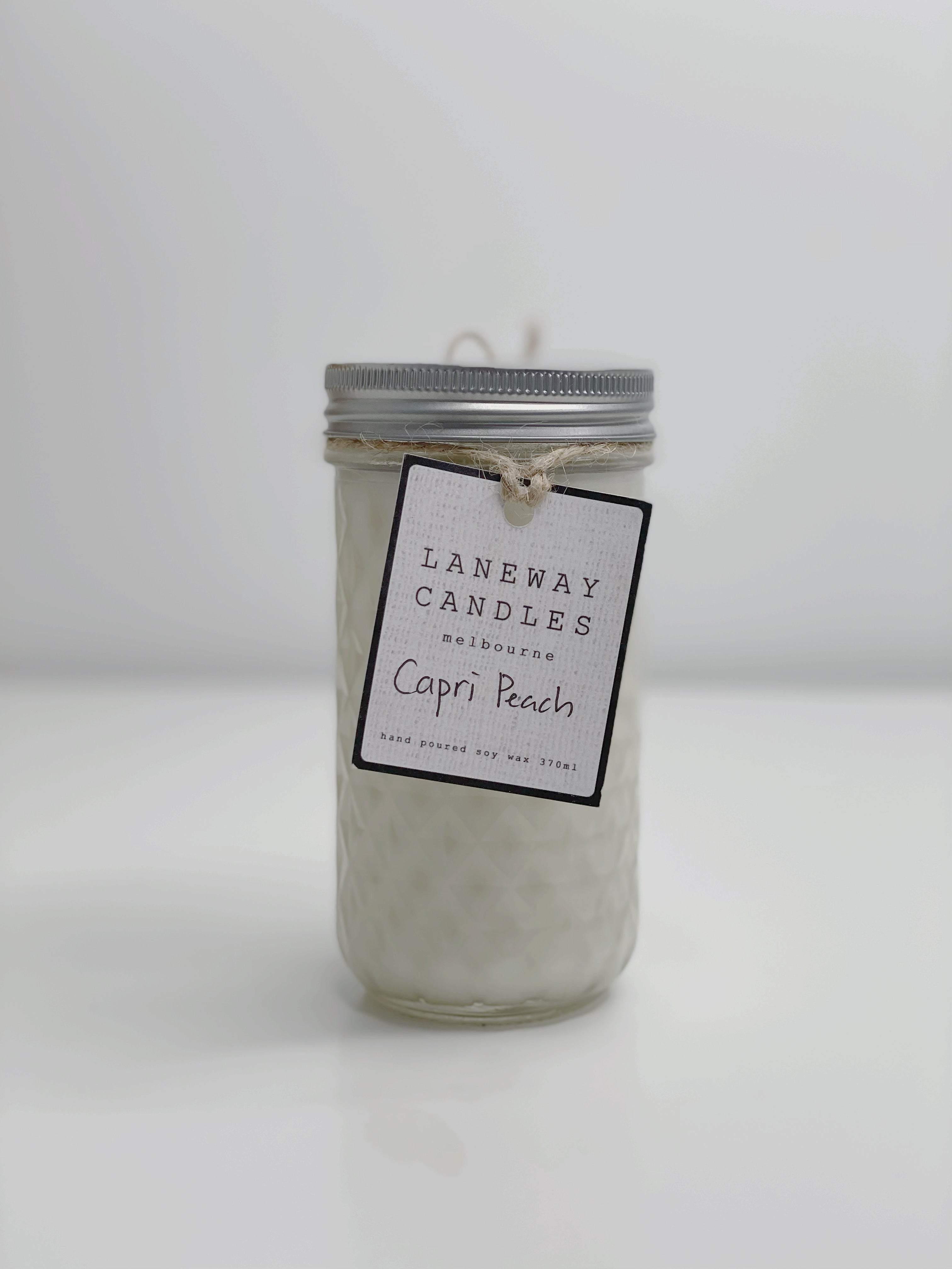 Laneway Candle ( Hand made in house )