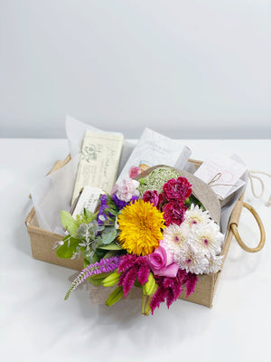 Make your own gift box ( No flower )