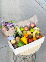 The Little Fruit Vegetable Pack & Flower