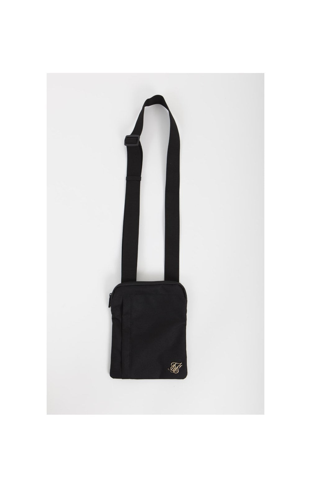 SikSilk Flight Bag - Black & Gold