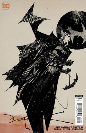 BATMANS GRAVE #11 (OF 12) CVR B ASHLEY WOOD VAR