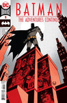 BATMAN THE ADVENTURES CONTINUE #1 (OF 6) 2ND PTG DAVE JOHNSON RECOLORED VAR