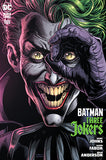 BATMAN THREE JOKERS #3 (SET OF 5 COVERS)