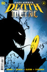 DARK NIGHTS DEATH METAL #4 (OF 7) CVR A GREG CAPULLO EMBOSSED FOIL