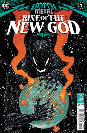 DARK NIGHTS DEATH METAL RISE OF THE NEW GOD #1 (ONE SHOT) CVR A IAN BERTRAM