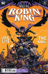 DARK NIGHTS DEATH METAL ROBIN KING #1 (ONE SHOT) CVR A RILEY ROSSMO