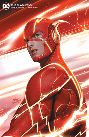 FLASH #765 CVR B INHYUK LEE VAR