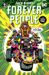 FOREVER PEOPLE BY JACK KIRBY TP